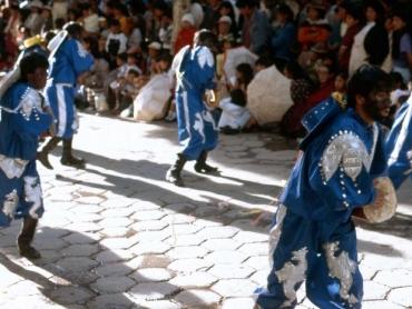 Karneval Boliviaban1
