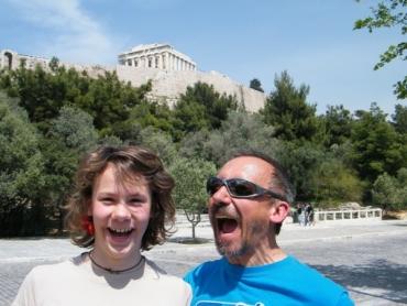 Athen-hazafele