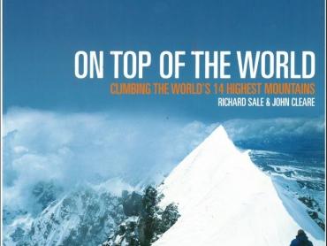 ON TOP OF THE WORLD, Borító