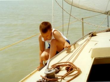 Cse a kis hajósinas
