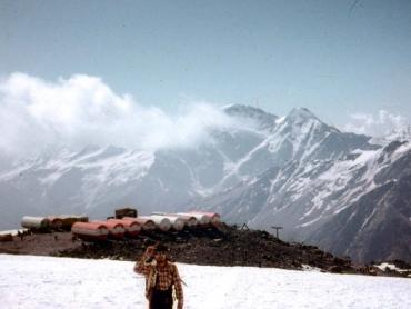 Az Elbruszhoz indulunk