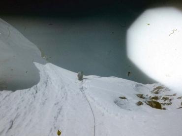 Hó-Jég mászás