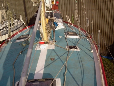 Maia fedélzet