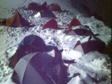 Tábor 7000-méteren