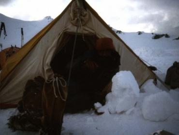 Tábor 6000-méteren