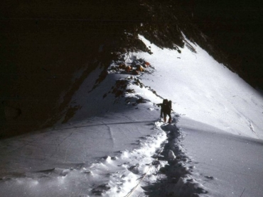 Úton,7000 m fölött
