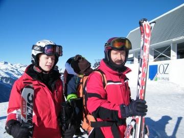 Alp d'Huez 2010 dec. 10