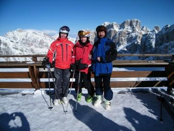 Cortina d'Ampezzo 2009. 3