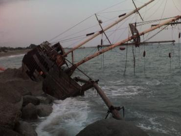 Ez szerencsére nem a mi hajónk (Rocella)
