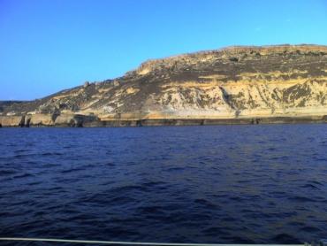 Gozo mellett 2