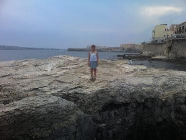 Siracusa széle